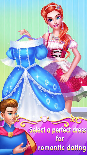 ud83dudc78ud83dudc57Sleeping Beauty Makeover - Date Dress Up apkmr screenshots 3