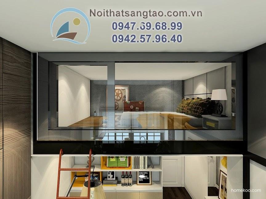 thiết kế nhà nhà nhỏ 20m2