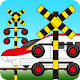 Railroad crossing train cancan (game)