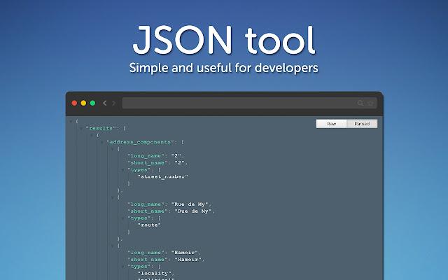 JSON Tool