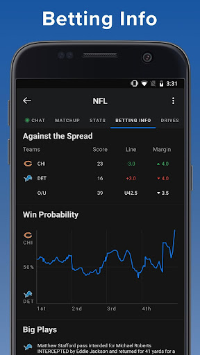 theScore: Live Sports Scores, News, Stats & Videos screenshot