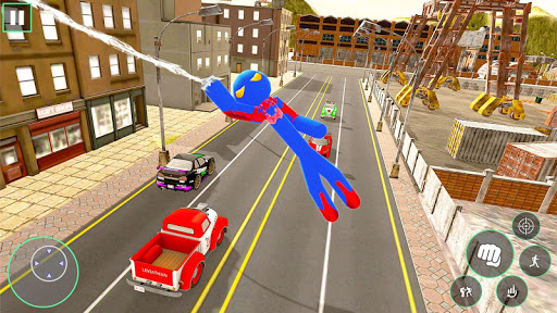 stickman rope hero - grand vegas mafia download 1