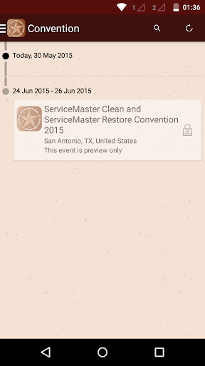 ServiceMaster Clean Convention