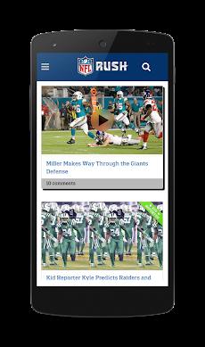 NFL RUSHのおすすめ画像3