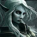 Draw Gothic Elf icon