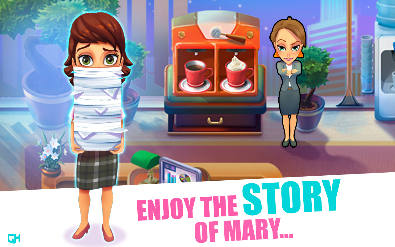 Mary le Chef - Cooking Passion- screenshot