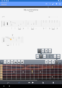 Guitar Pro Screenshot