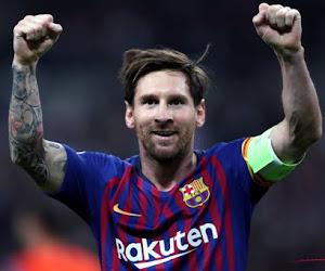 Wat met de toekomst van Lionel Messi (31)? Barcelona-voorzitter onthult plan