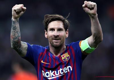 Barcelone évite le pire et remercie Messi (VIDEO)