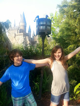 Photo: Hogwarts! At Universal Islands of Adventure