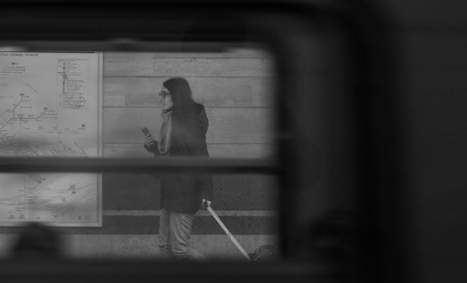 Through the train di Paolo Domesi