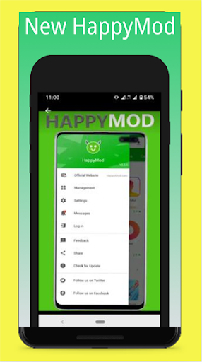 Supper HappyMod Apps Manager Tips screenshot 2