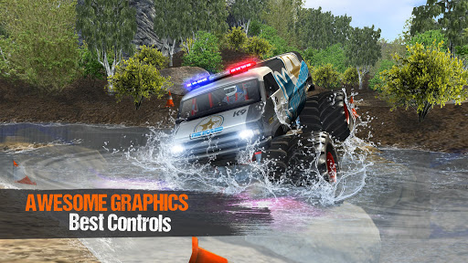 Offroad 4x4 Monster Truck Extreme Racing Simulator 1.1 screenshots 2