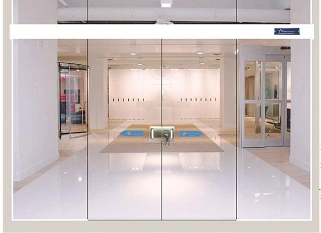 Đơn vị Vũ Hoang cam kết bán cửa tự động chính hãng với chế độ bảo hành tốt