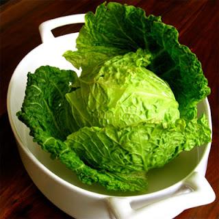 Market Matters- Baked Italian Style Savoy Cabbage (Cavolo Verza al Forno)