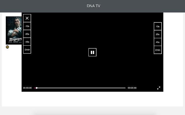 DNATV Chrome Plugin Helper