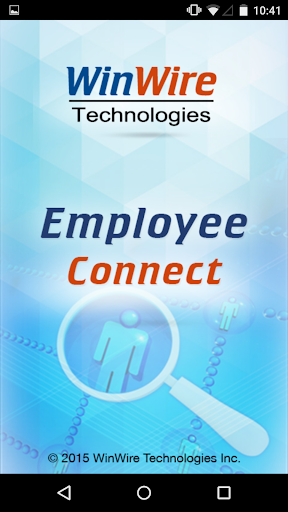 WinWire Employee Connect