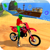 Motocross Bike Stunt Race