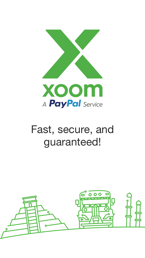 Xoom Money Transfer- screenshot