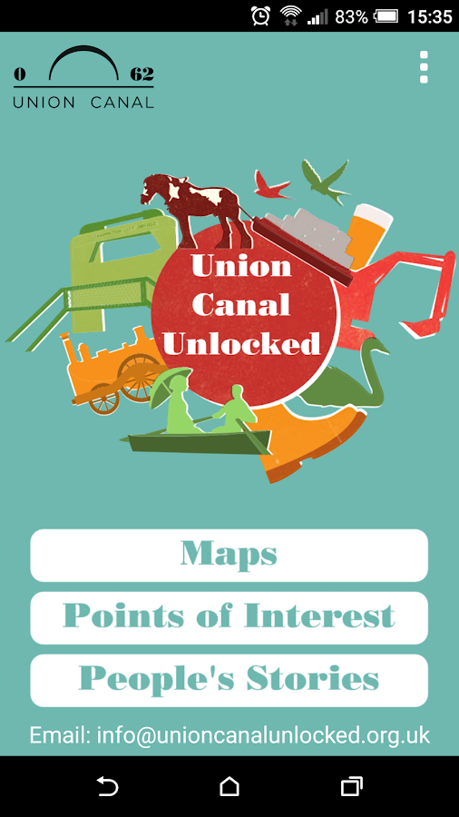 Union Canal Unlocked- screenshot