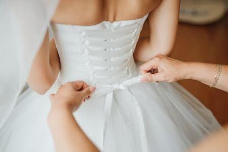 Wat doe je met je trouwkleed na jullie huwelijk?