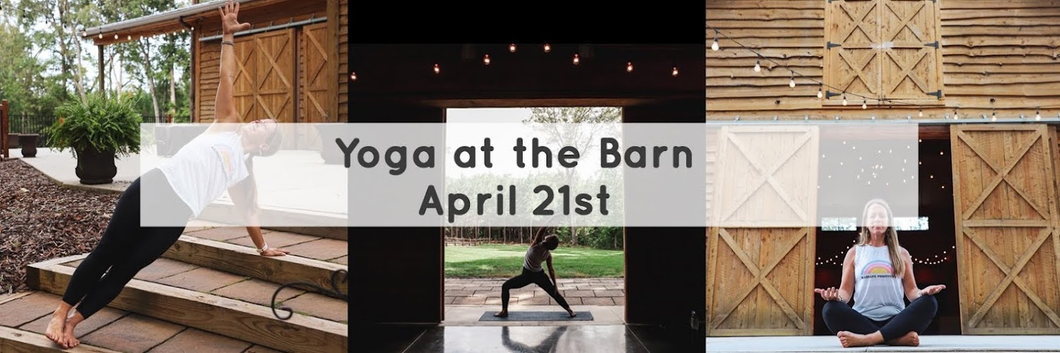 Yoga at the Barn