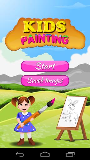 KIDS绘画