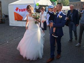 Photo: Et un mariage en plus !