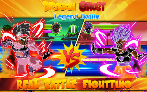 Dragon Z Super Saiyan Ghost 1.04 screenshots 4