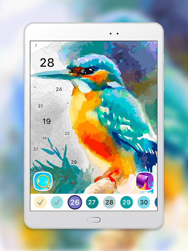 Color by Number Oil Painting 1.6.1 Screenshots 17
