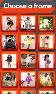 Women Short Dress Photo Editor screenshot 1