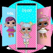 Best Cute Surprise Lol Dolls Wallpaper