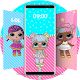 Best Cute Surprise Lol Dolls Wallpaper APK