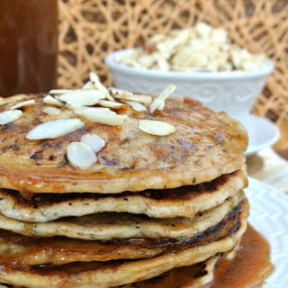 Almond Butter Pancakes Recipes