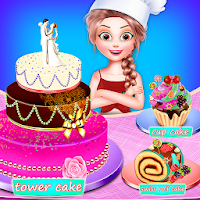 Home Delicious Bakery - Master Girl Cooking Story