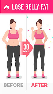 Lose Belly Fat at Home - Lose Weight Flat Stomach