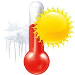 Outdoor Thermometer Icon