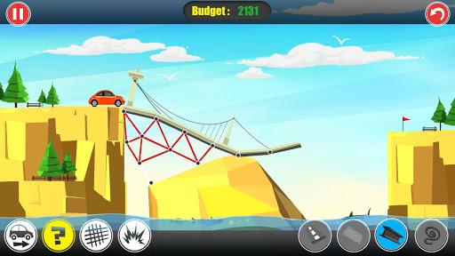Path of Traffic- Bridge Building 4.1.3 screenshots 1