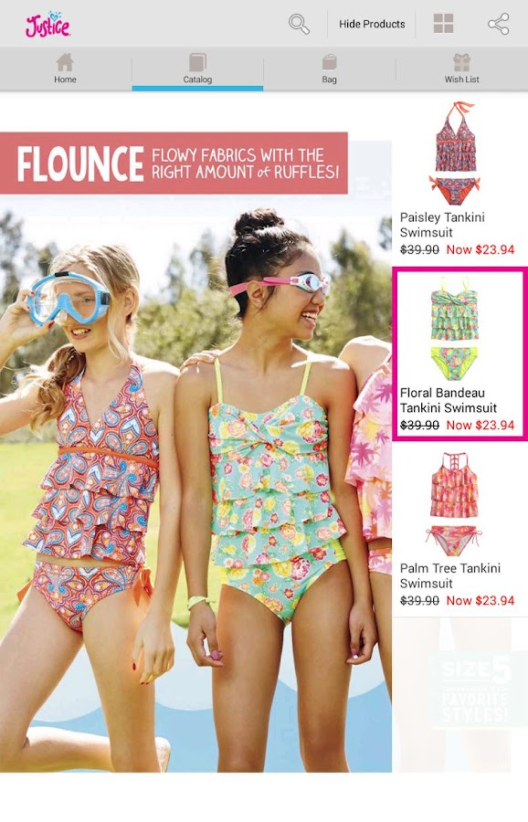 Shop Justice's new arrivals for girls' clothing in the latest styles! From on-trend graphic tees to school-approved dresses, browse our selection of tween girls' clothing & dresses. Skip to content Click to open item in quickview mode Click to add item to the favorite list. Catalog. Find Us On.