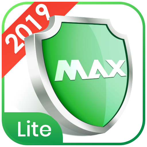 MAX Antivirus Lite - Security, Booster, AppLock Icon