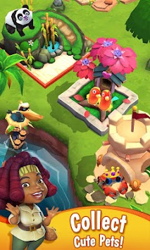 Paradise Bay APK screenshot thumbnail 4