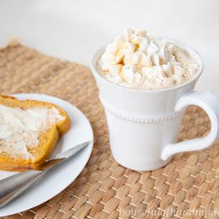 Caramel Pumpkin Coffee Syrup.