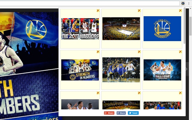 Golden State Warriors Photo Gallery