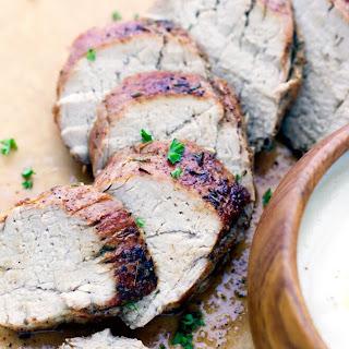 Easy Roasted Pork Tenderloin Recipe