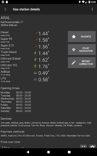 Fuel Flash screenshot 8