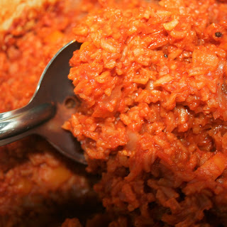 Low Sodium Spanish Rice