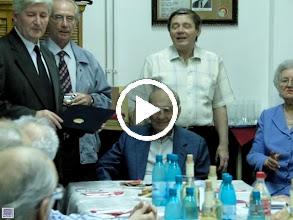 Video: Decernarea diplomei de excelenta de catre Nicolae Tepus - prorector UPB