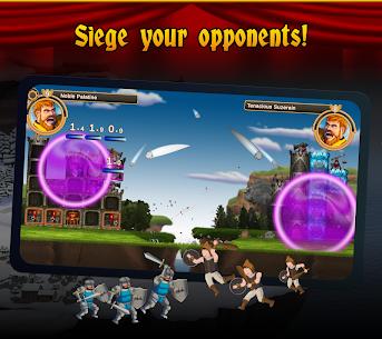 Siege Castles MOD APK 0.3.2 [Unlimited Money + Mod Menu] 10
