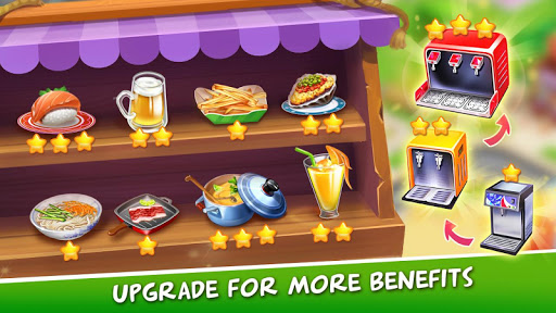 Star Cooking Chef - Foodie Madnessud83cudf73 2.9.5009 screenshots 3