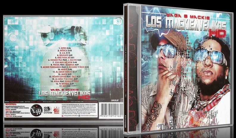 Yaga & Mackie - Los Mackieavélikos HD (2012) [MP3 @320 Kbps]